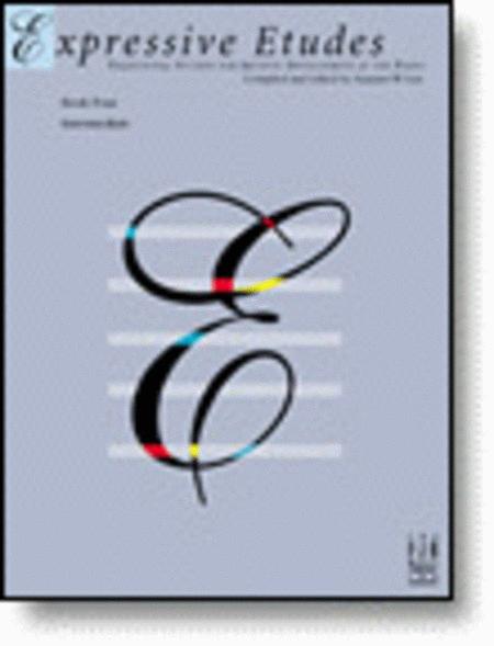 Expressive Etudes, Book Four
