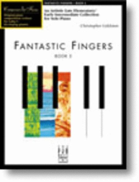 Fantastic Fingers, Book 3
