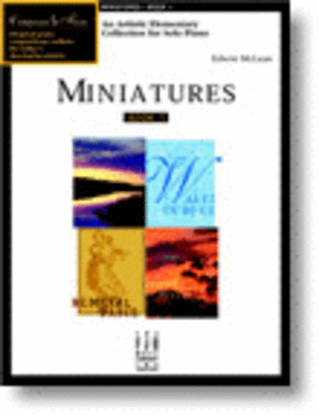 Miniatures, Book 1