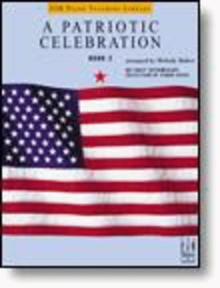 A Patriotic Celebration, Book 2 (NFMC)