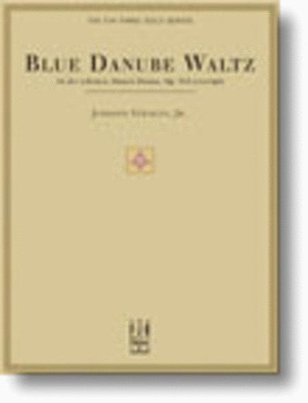 Blue Danube Waltz (Op. 314 excerpt)