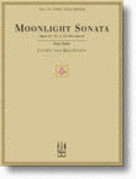 Moonlight Sonata (Op. 27, No. 2, 1st Movement)