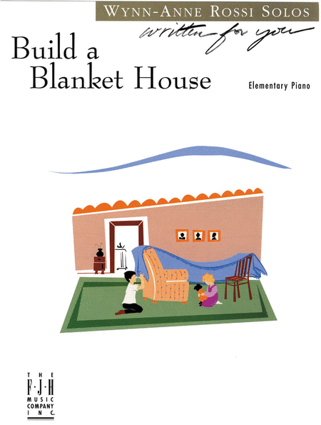 Build a Blanket House
