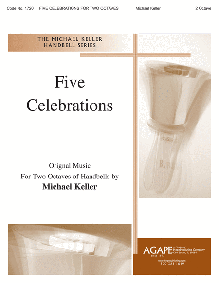 Five Celebrations For Two Octaves