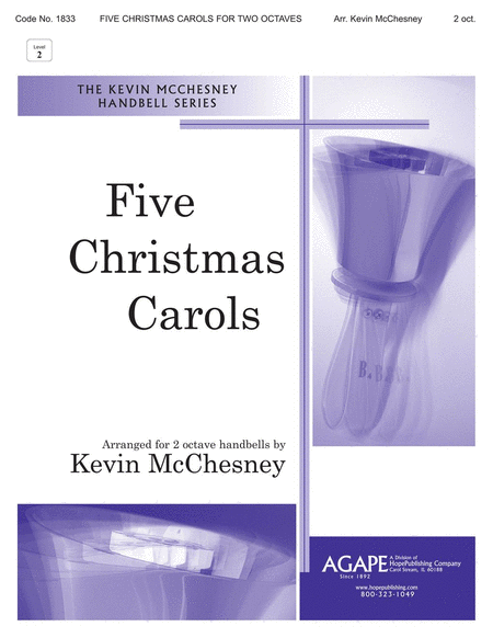 Five Christmas Carols for Two Octaves