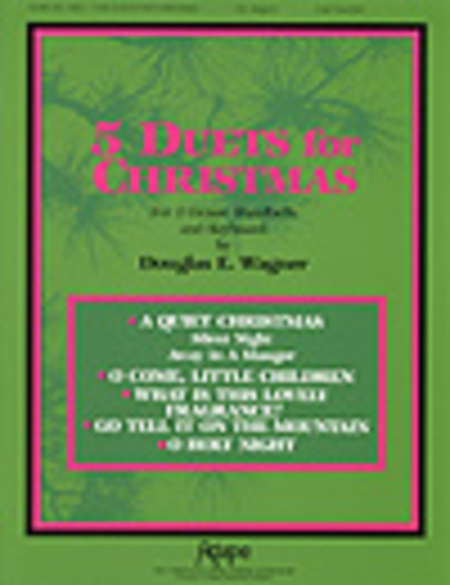 Five Duets For Christmas