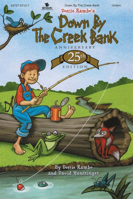 Down By The Creekbank (Split Track Accompaniment CD)