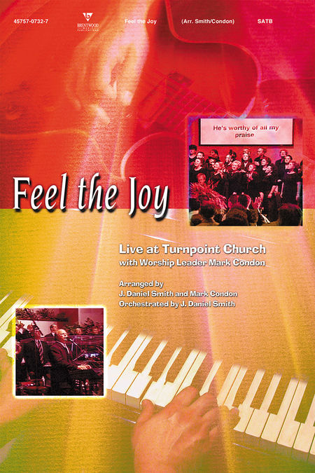 Feel The Joy (CD Preview Pack)