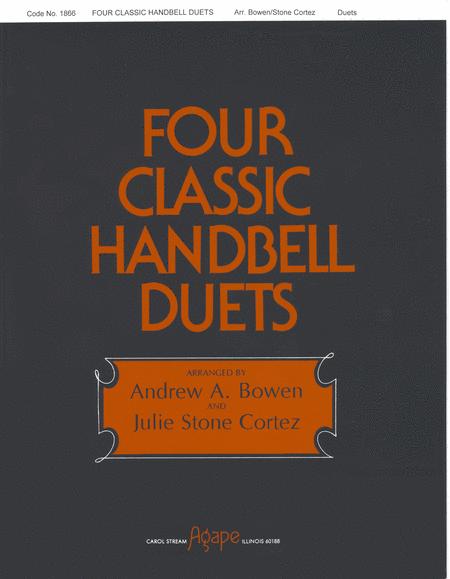 Four Classic Handbell Duets