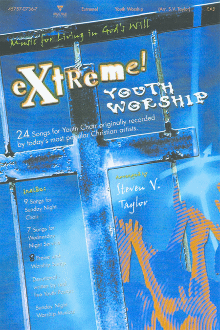 Extreme! Youth Worship (Split Track Accompaniment CD)