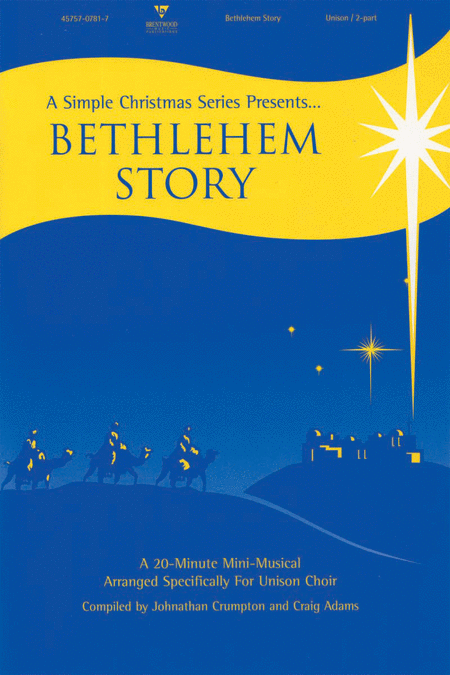 Bethlehem Story (Split Track Accompaniment CD)