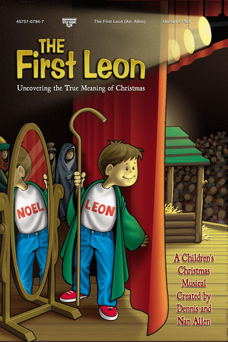 The First Leon (Split Track Accompaniment CD)