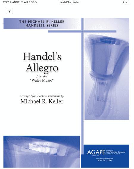 Handel's Allegro
