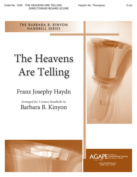 The Heavens Are Telling, From