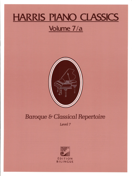 Harris Piano Classics: Volume 7/a