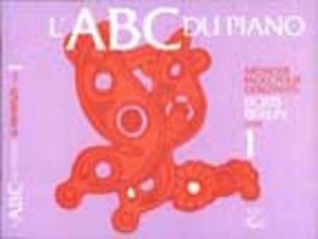 L'ABC du piano Livre 1