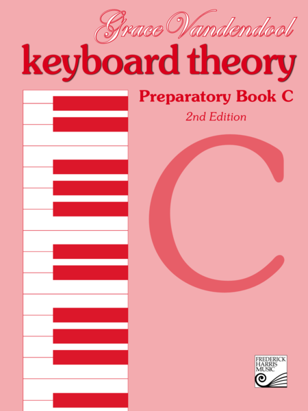 Keyboard Theory Preparatory Series: Book C