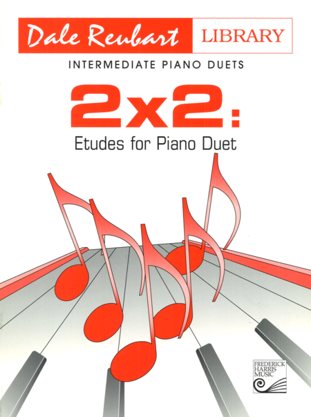 2x2: Etudes for Piano Duet