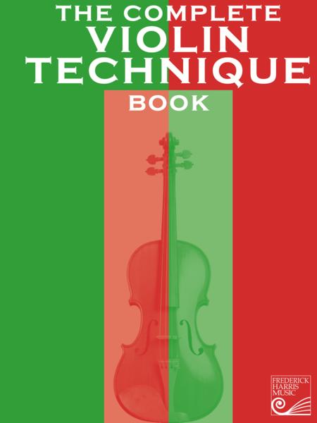 The Complete Violin Technique Book