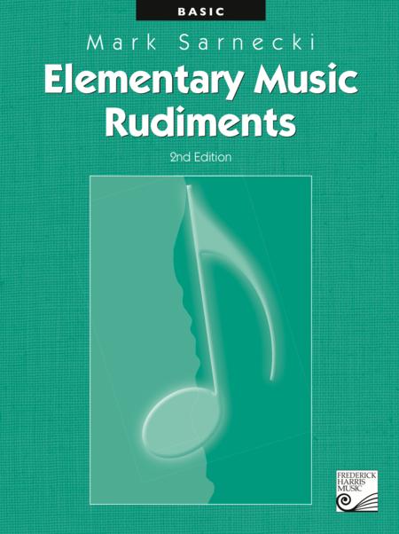 Elementary Music Rudiments: Basic