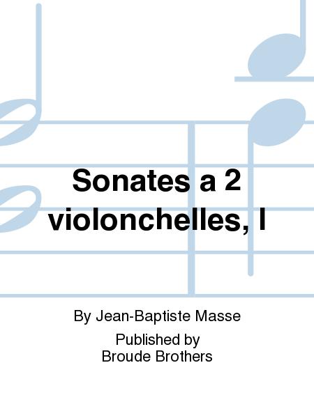 Sonates a 2 violonchelles, I