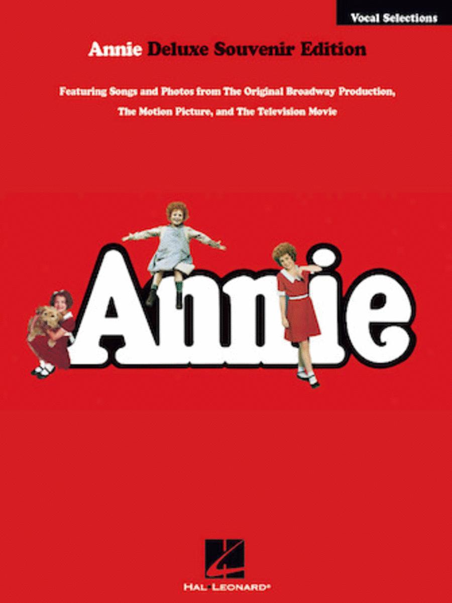 Annie Vocal Selections - Deluxe Souvenir Edition