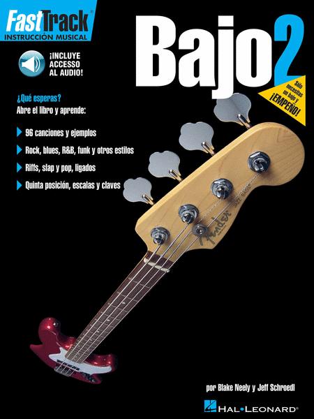 FastTrack Bass Method 2 - Spanish Edition