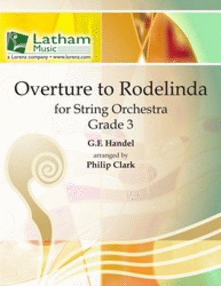 Overture to Rodelinda for String Orchestra