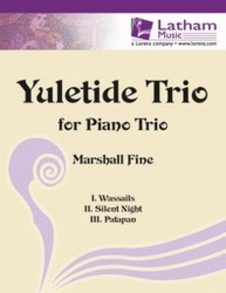 Yuletide Trio for Piano Trio