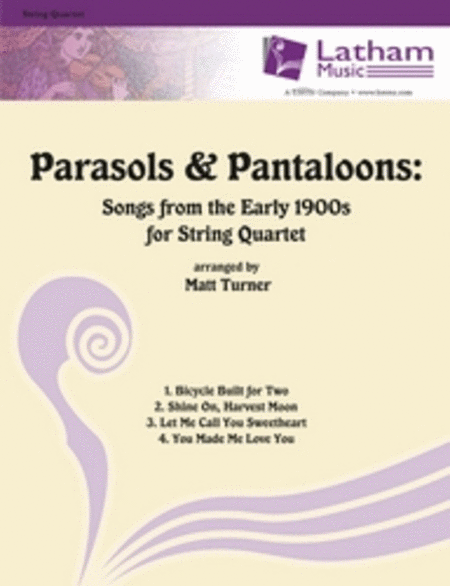 Parasols and Pantaloons