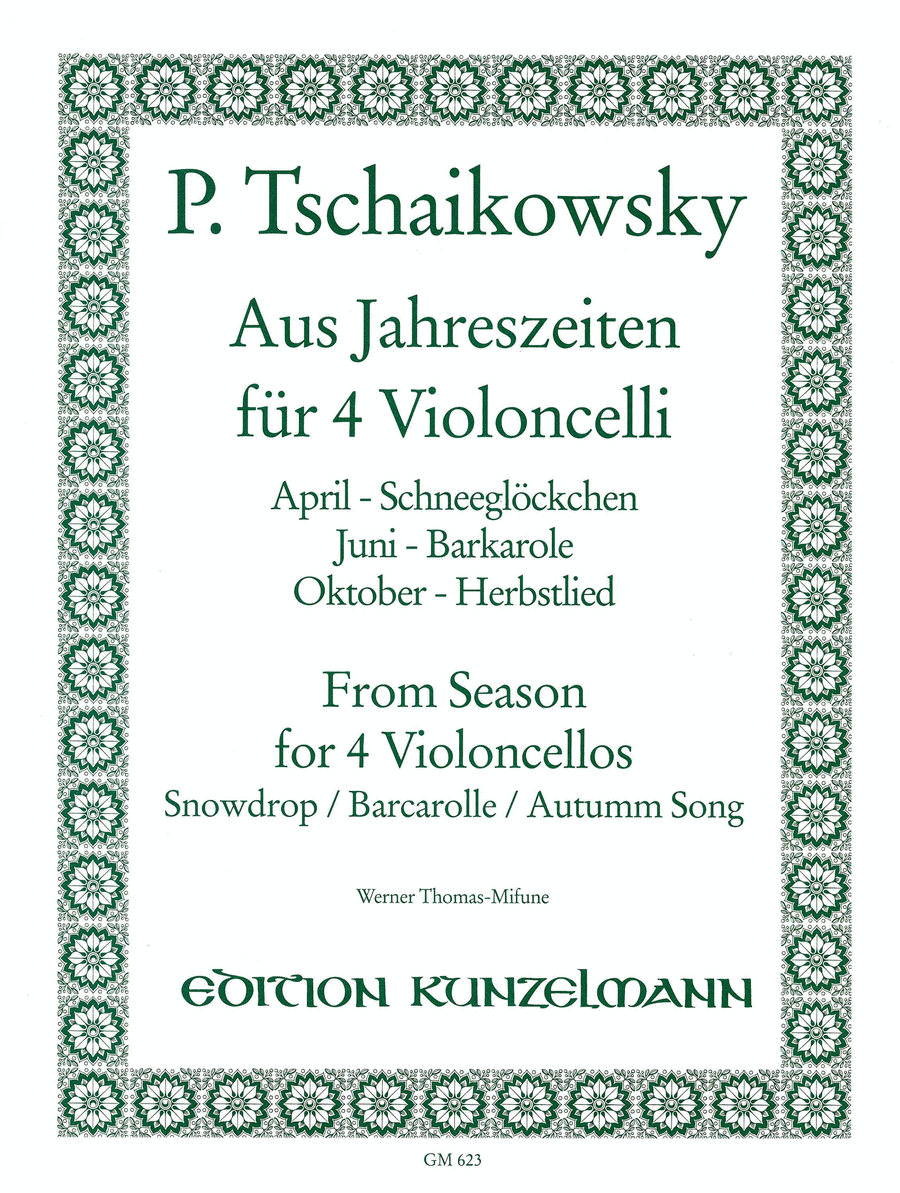 Selections from 'The Seasons'