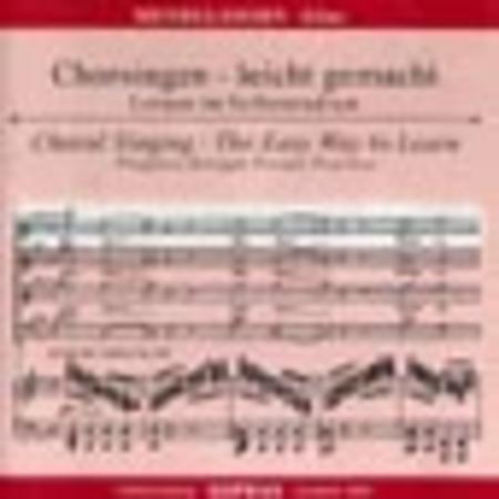 Elijah - Choral Singing CD (Soprano)