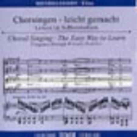 Elijah - Choral Singing CD (Tenor)