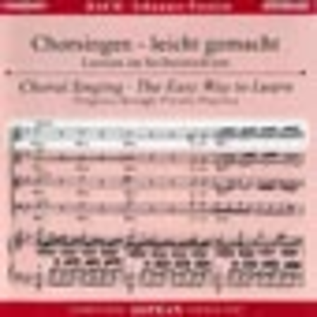 St. John Passion - Choral Singing CD (Soprano)