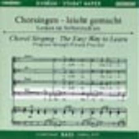 Stabat Mater - Choral Singing CD (Bass)