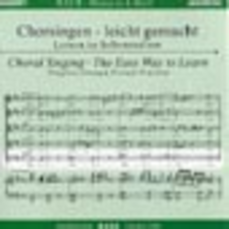 Mass in B Minor - Choral Singing CD (Bass)