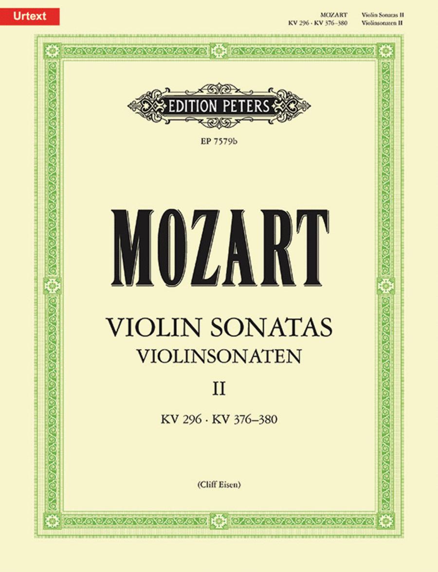 Complete Sonatas, Volume 2