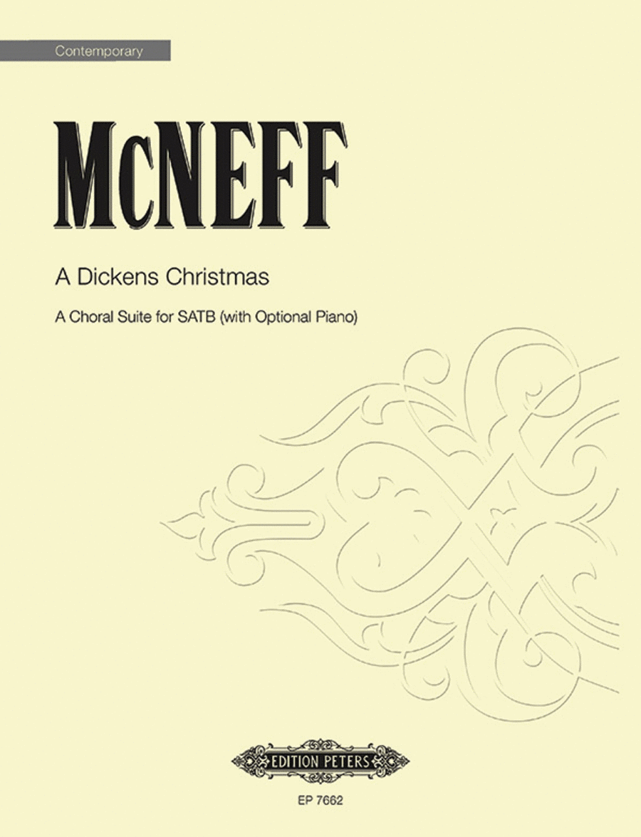 A Dickens Christmas: A Choral Suite