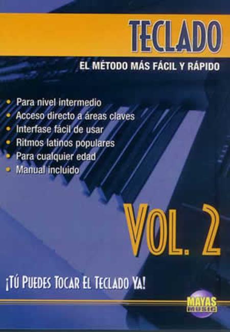 Teclado (Keyboard) Vol. 2, Spanish Only