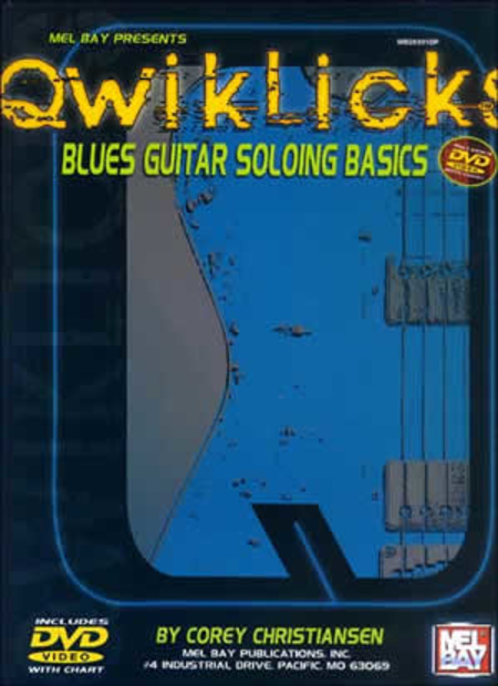 Blues Guitar Soloing Basics