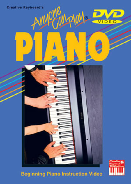 Anyone Can Play Piano