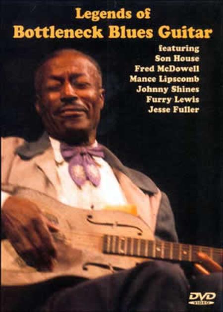 Legends of Bottleneck Blues Guitar