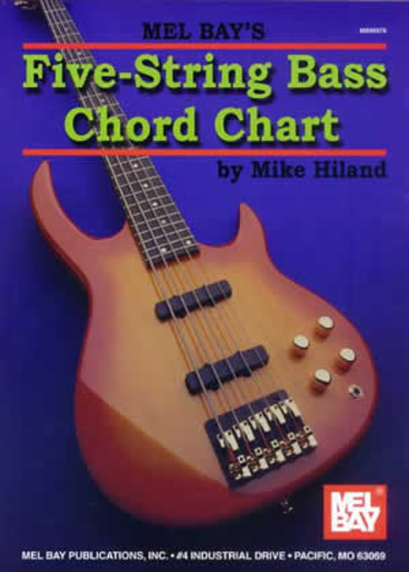 Five-String Bass Chord Chart