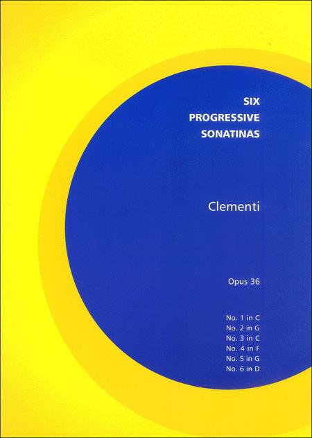 Six Progressive Sonatinas
