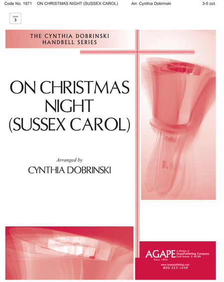 On Christmas Night (Sussex Carol)