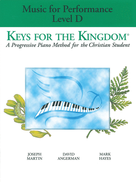 Keys for the Kingdom Music for Performance