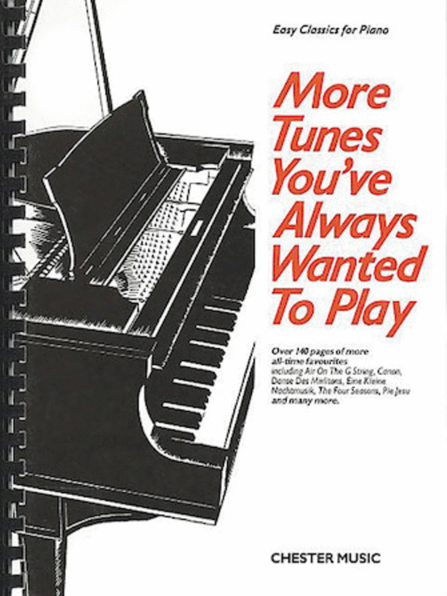 More Tunes You've Always Wanted to Play