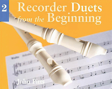 Recorder Duets from the Beginning - Book 2