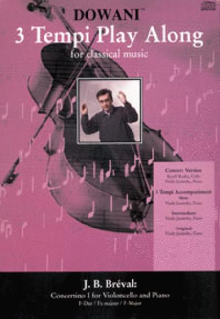 Breval - Concertino I in F Major