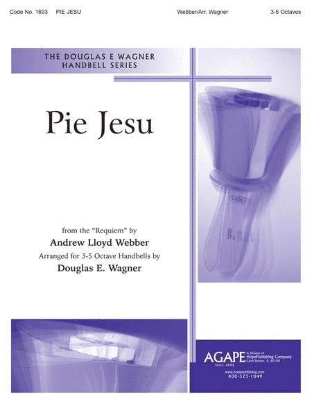 pie jesu sheet music pdf